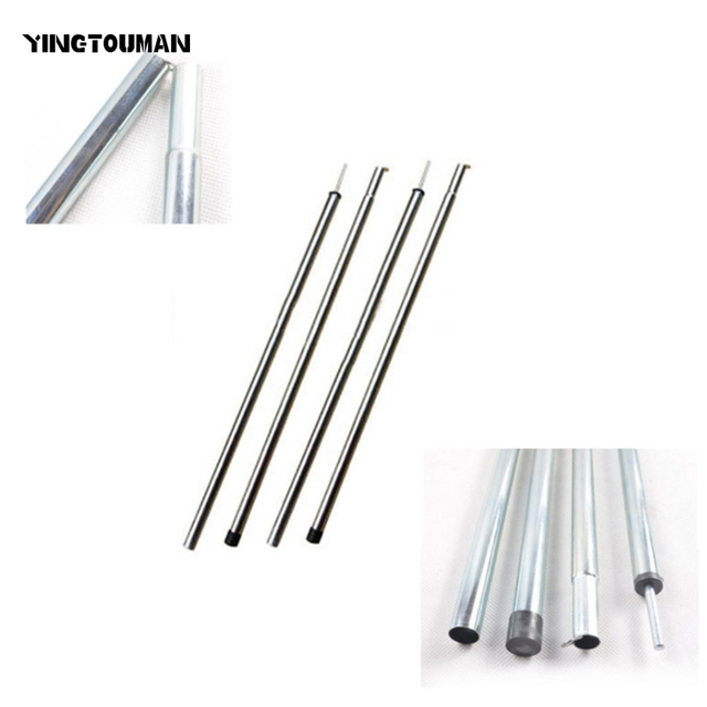 YINGTOUMAN Tent Pole Outdoor Awning Hiking C&ing Sun Shelter Reinforced Easy Compact Tent Support Rod Poles  sc 1 st  AliExpress.com & YINGTOUMAN Tent Pole Outdoor Awning Hiking Camping Sun Shelter ...