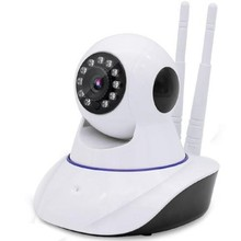 1080P HD Night Vision Wifi Ip Camera P2P 360 rotation PTZ support motion detect SD Card Video Compression