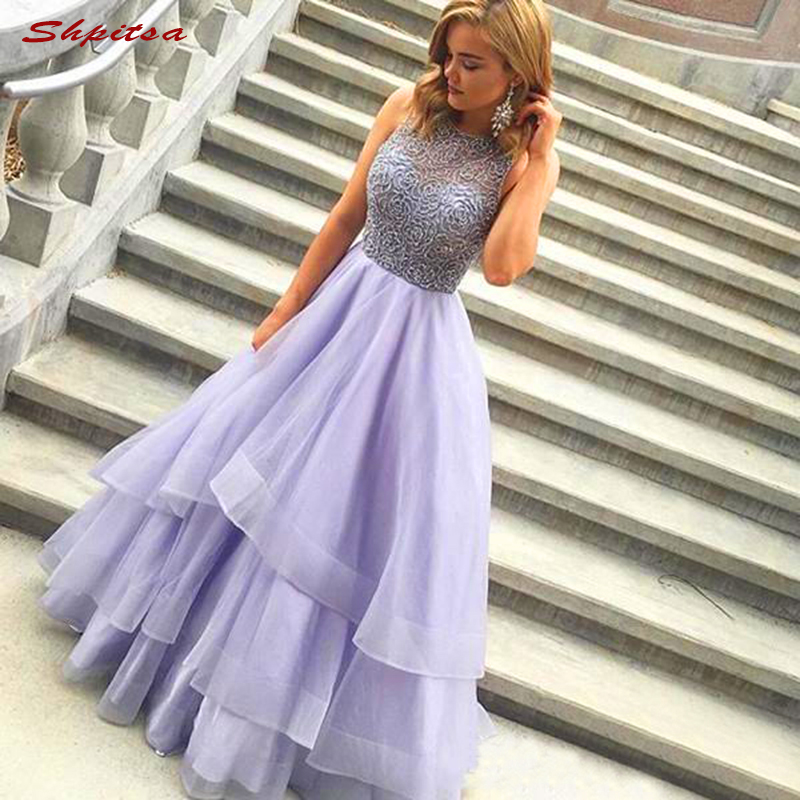 Luxury Mother Of The Bride Dresses For Weddings Plus Size A Line Evening Prom Groom Godmother Dinner Dresses