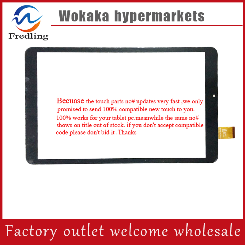 New touch screen Touch panel Digitizer Glass Sensor Replacement For 10.1 digma Plane 10.7 3g PS1007PG Tablet Free Shipping cтяжка пластиковая gembird nytfr 150x3 6 150мм черный 100шт