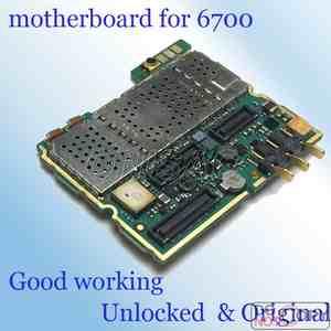 for Nokia 6700c/Motherboard/100%test-one/.. Mainboard WCDMA-VERSION High-Quality