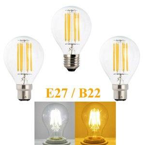 Retro LED Filament Light Lamp