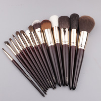 High quality wool makeup brushblush eye shadow powdebrush facial makeup brush professional beauty tool