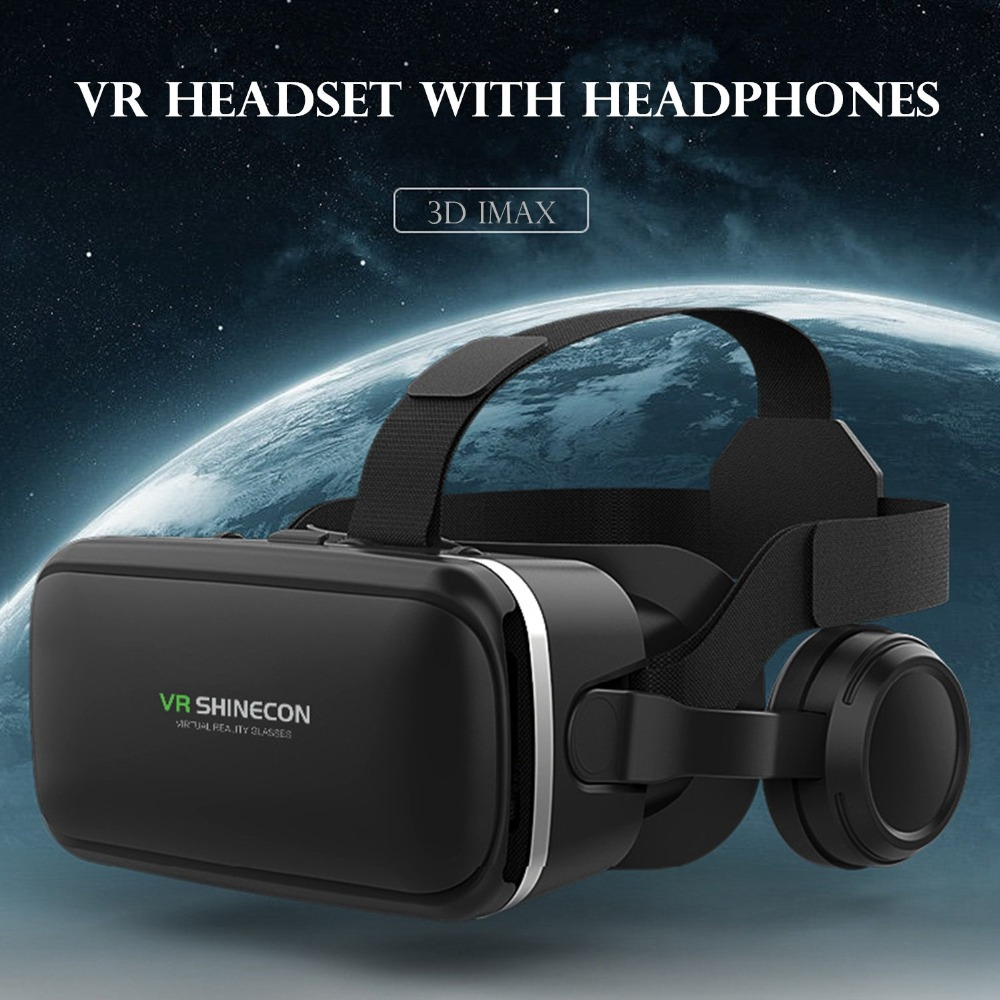 232330ea125b ... VR glasses with headphone + remote controller. Plz note  Bluetooth remote  controller not including 2x AAA batteries! 1 (1) ...