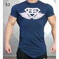 Oblíqua colarinho/gola redonda com mangas curtas t-shirt dos homens engraçados lrregular saia 2017 marca clothing