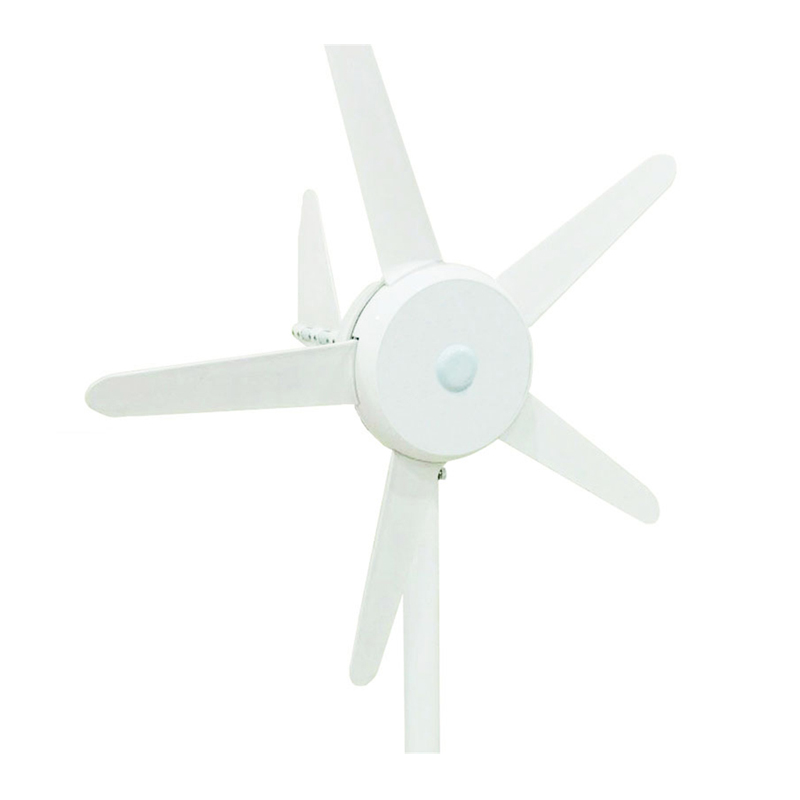 M-300 12V 24V  5 blades small wind turbine generator for yurts, telecom base stations and wind  energy system with controller 1 pc 10w max 15w 12v c high efficient small domestic wind turbine generator 5 blades wind energy rotor