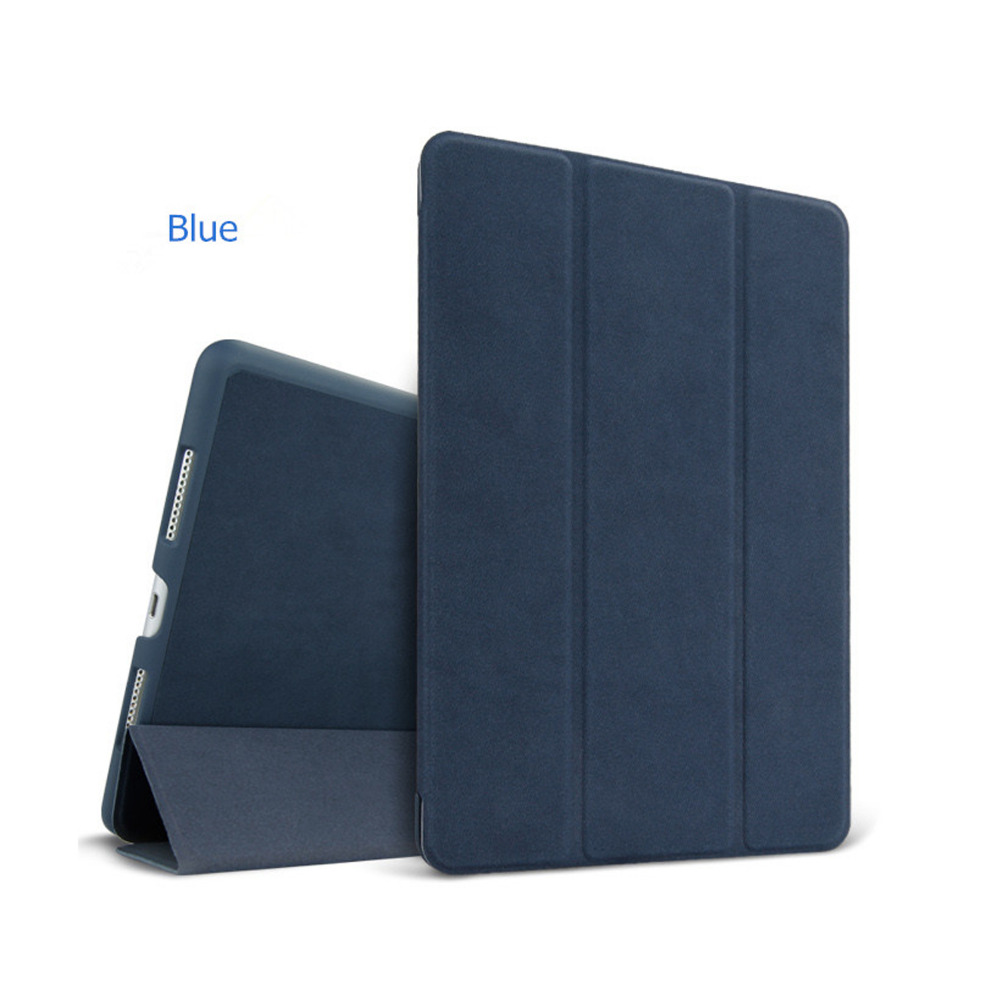PU Leather Case for iPad Air BGR Ultra Slim Light Weight Anti-Scratch Cover for iPad Air 5 Gen Folio Stand Protector Skin flip left and right stand pu leather case cover for blu vivo air