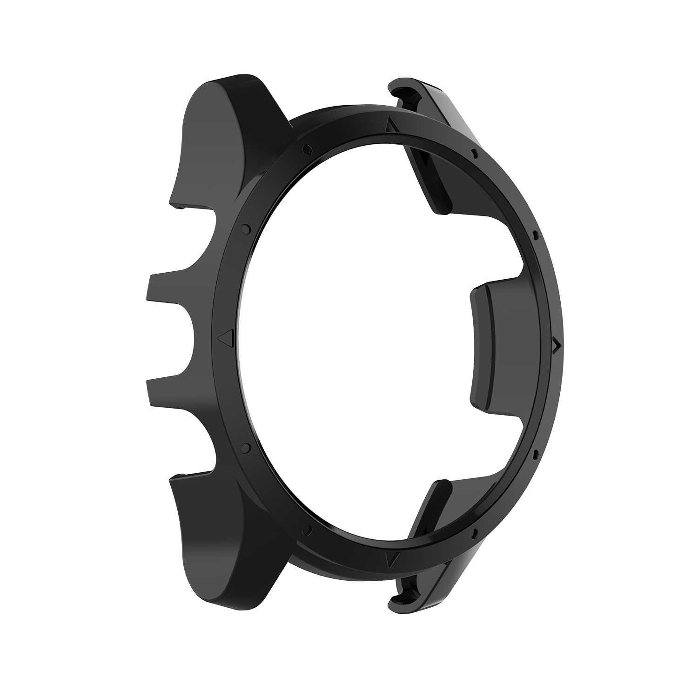 Boîtier de smartwatch pour Garmin Forerunner 935 accessoires de remplacement coque de protection en Silicone pour Forerunner935 cadre de protection