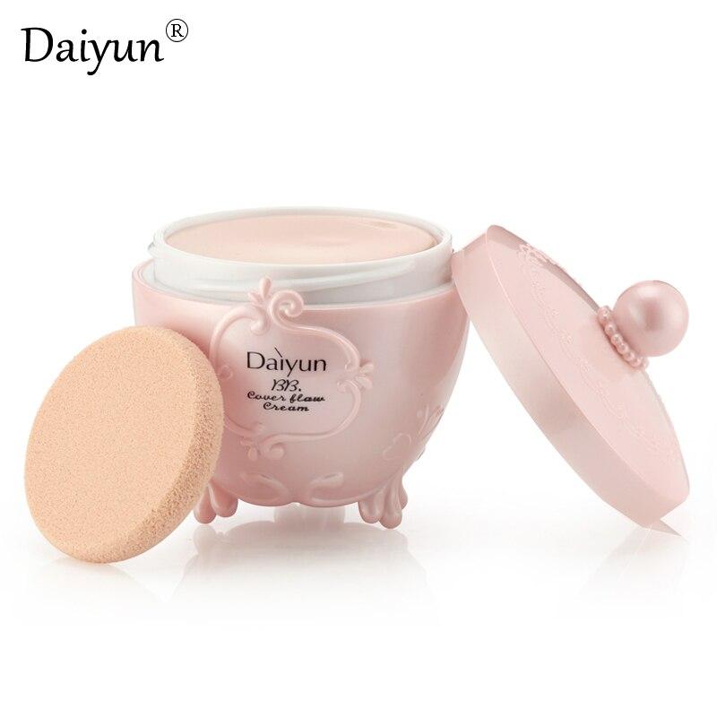Daiyun BB Корректоры для лица тональный крем макияж Корректоры для лица увлажняющий крем Порока Крем-бальзам Корректоры для лица Грунтовка крем