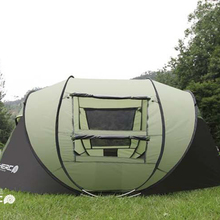 Camping-Tent Ultralarge Fully-Automatic 4-5-Person Self-Driving Barraca Pop-Up Tour