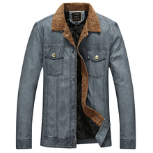 High quality Motorcycle Leather Jackets Men Autumn and Winter Leather Clothing Men Leather Jackets Male Business casual Coats
