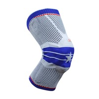 1 Piece Gel Knee Pad Flat knitting machine Knee Support Gradient pressure Patella Sport Protector Sleeve Basketball