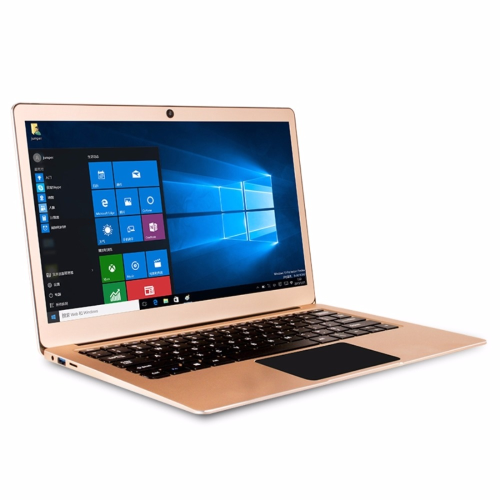 Jumper EZbook 3 Pro Laptop 13.3 inch 6GB 64GB 9600mAh Battery Windows 10 Intel Apollo Lake N3450 Quad Core 1.1GHz-2.2GHz HDMI