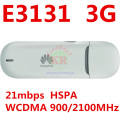Desbloqueado huawei e3131 3g 21 m fecha stick dongle usb huawei usb módem usb 3g dongle pk e367 e1820 e1752