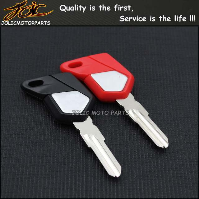 Free Shipping Motorcycle Blank Key Uncut Blade For MV AGUSTA