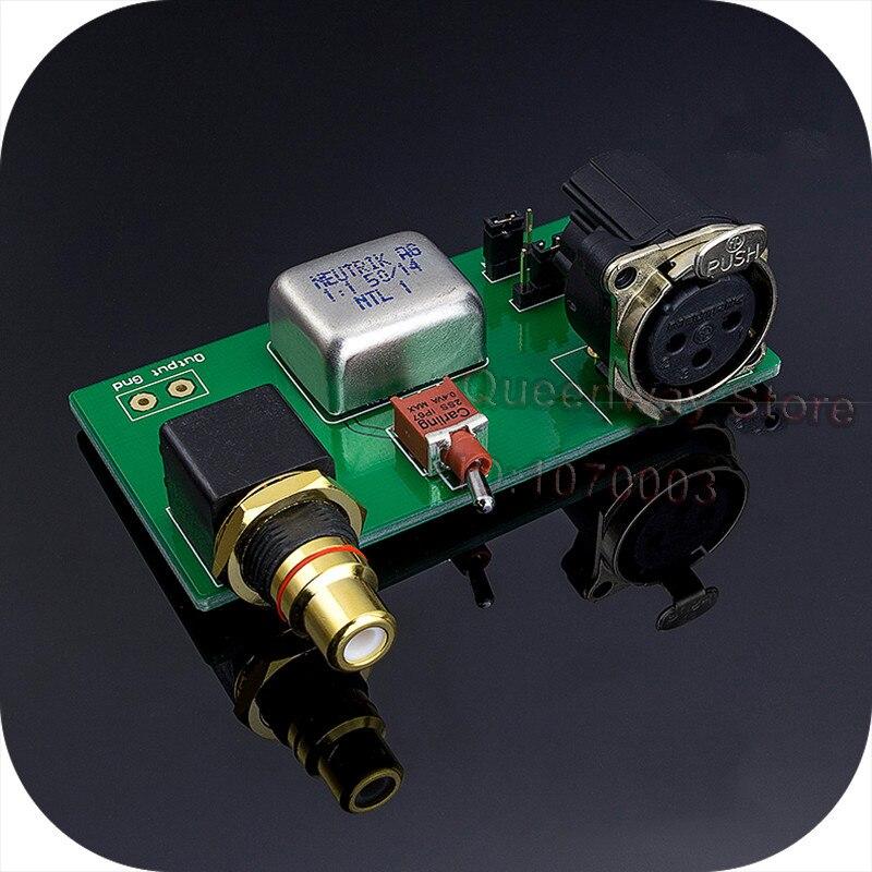 NHB-108 XLR входная плата левый и правый канал независимая Входная коммутация