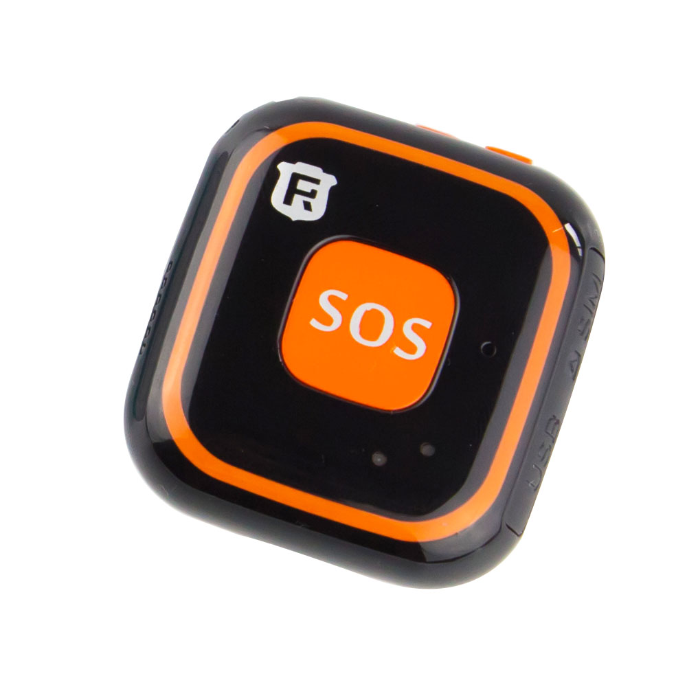 Personal GPS Tracker, Real Time Tracking, SOS Alarm, 2-Way Voice, Spy Mode, Geo-Fence, Fall Detection, Speed Alert, GPS Tracking toogee 3g mini personal gps tracker real time tracking sos alarm free platform for kids elderly adult with camera tk33 gray