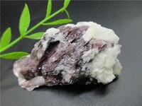 Lepidolite Silver Lavender Purple Mica Natural Crystal Rock Gemstone Specimen Mineral Gem For Collection