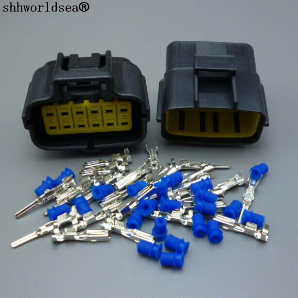 Automotive Marine Electrical Sealed Wire Connector Plug 12 24v