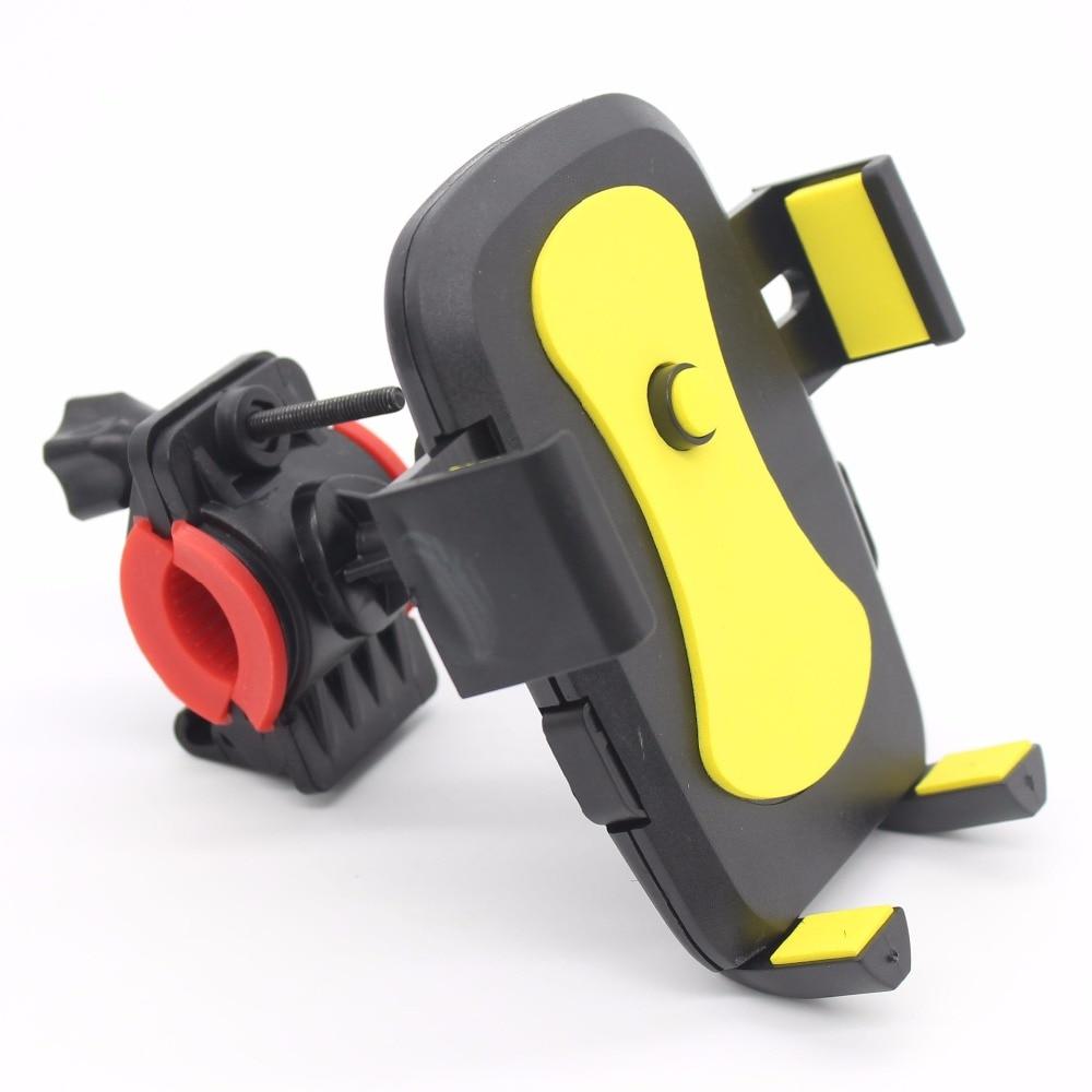Universal Use Phone Mount Holder Bike Mobile Phone Holder bicycle cellphone Stand Mount Holder for mobile