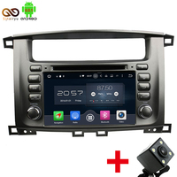 2GB RAM Octa Core HD 1024x600 Auto PC Android 6 0 Car DVD GPS For Lander