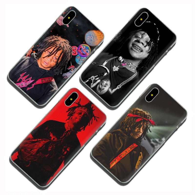 Жесткий чехол для телефона Hip hop artist Trippie Redd для iPhone 5 5S 5C SE 6 6s 7 8 plus X XR XS 11 Pro Max