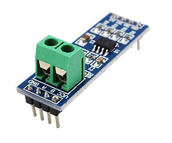 FREE SHIPPING MAX485 module, RS485 module, TTL turn RS - 485 module, MCU development accessories