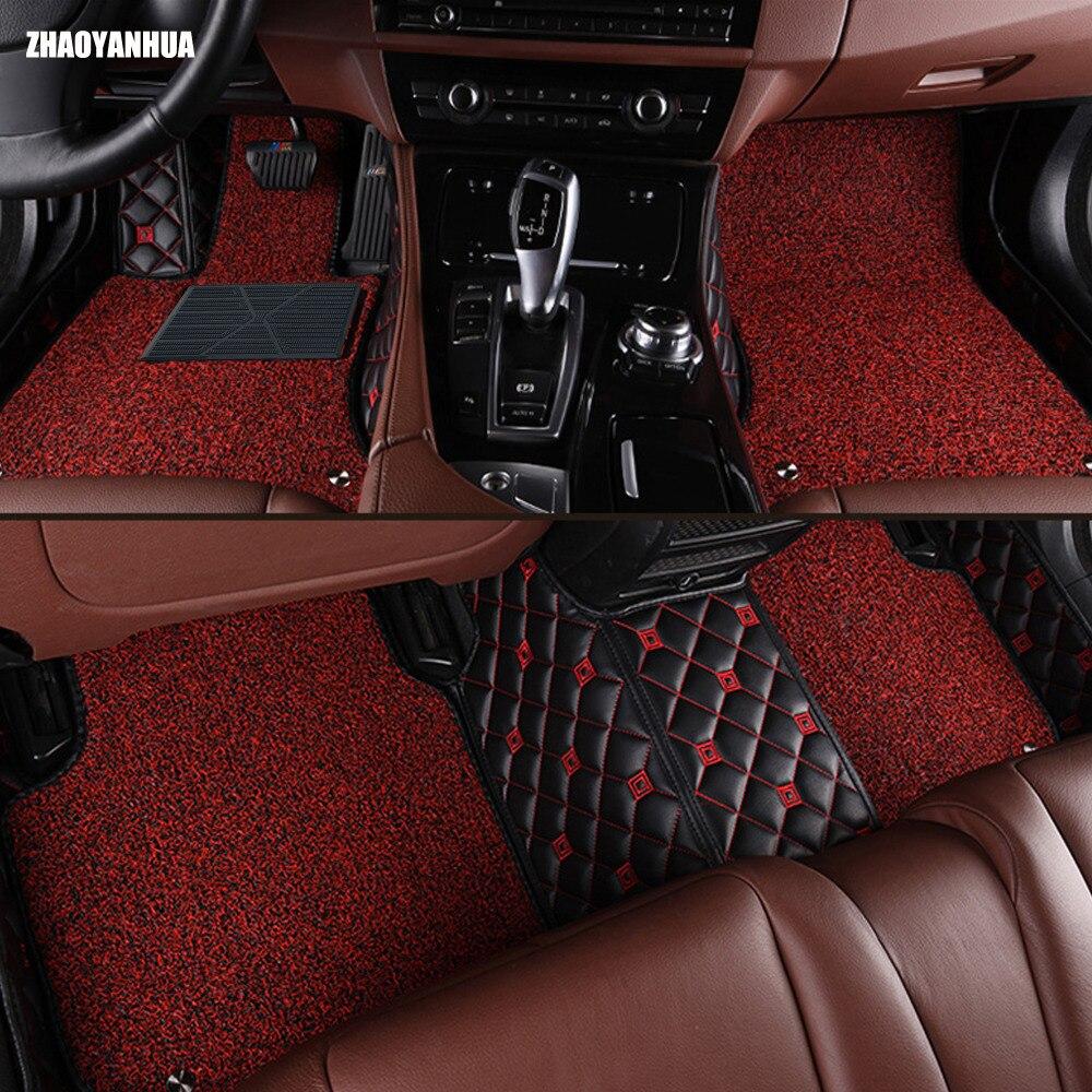 Custom fit car floor mats for Honda Accord Civic CRV City HRV Vezel Fit  heavey duty carpet floor liner Custom fit car floor mats for Honda Accord Civic CRV City HRV Vezel Fit  heavey duty carpet floor liner