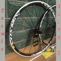 2018 HOT Sale 700C Alloy Wheels Bmx Road Bicycle Wheel V Brake Aluminium Road Wheelset Bicycle