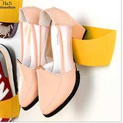 Стойки обувь стены Комбинации Sticky Новый полезные Пластик Организатор Главная стойки