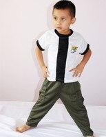 少年ベン10:レースに対する時間衣装ハロウィンコスチューム子供のためのベンロールプレイパーティーコスプレショートスリーブ+ tシャツs-xxl