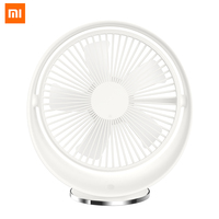 New MI 3life 327 Desktop Fan Air Circulation Rechargeable Electric Fan Natural Wind USB Rechargeable 12 inches Angle Adjustable