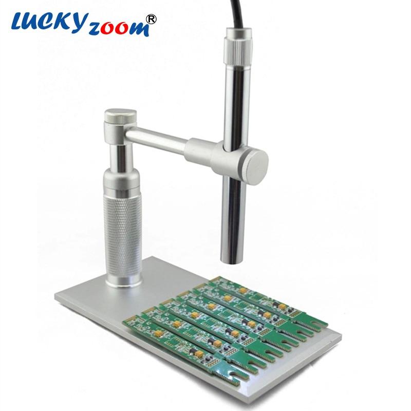 1-500x Zoom 2MP HD USB Microscope Numérique 8 LED Électronique Vidéo Caméra Electron Stylo Endoscope Loupe Pour Circuit De Réparation