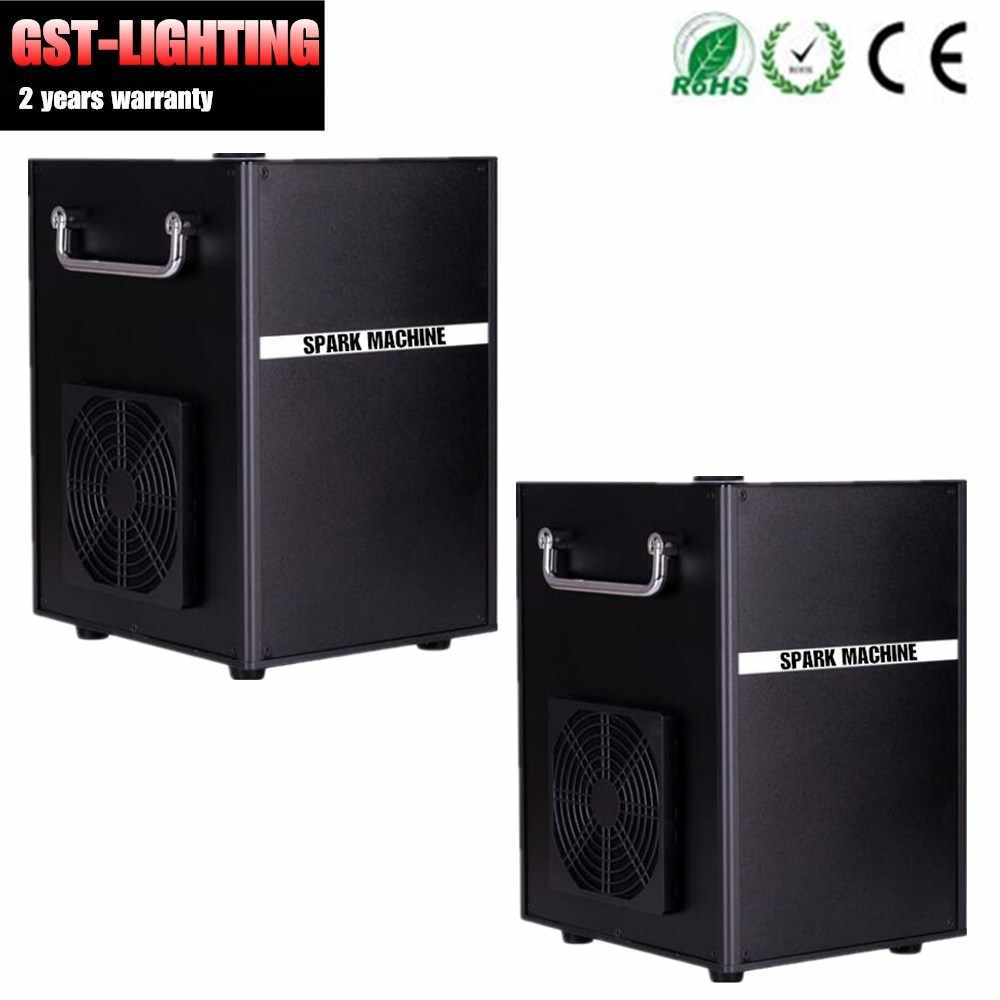 Cold Spark Machine Fall Similar As Waterfall Stage Lights Dj