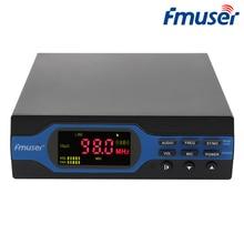 FMUSER FU-X01A 1 Вт 76-108 МГц PLL fm-передатчик стандартная конфигурация Модернизированный 1 Вт fm-передатчик радио вещания для станции