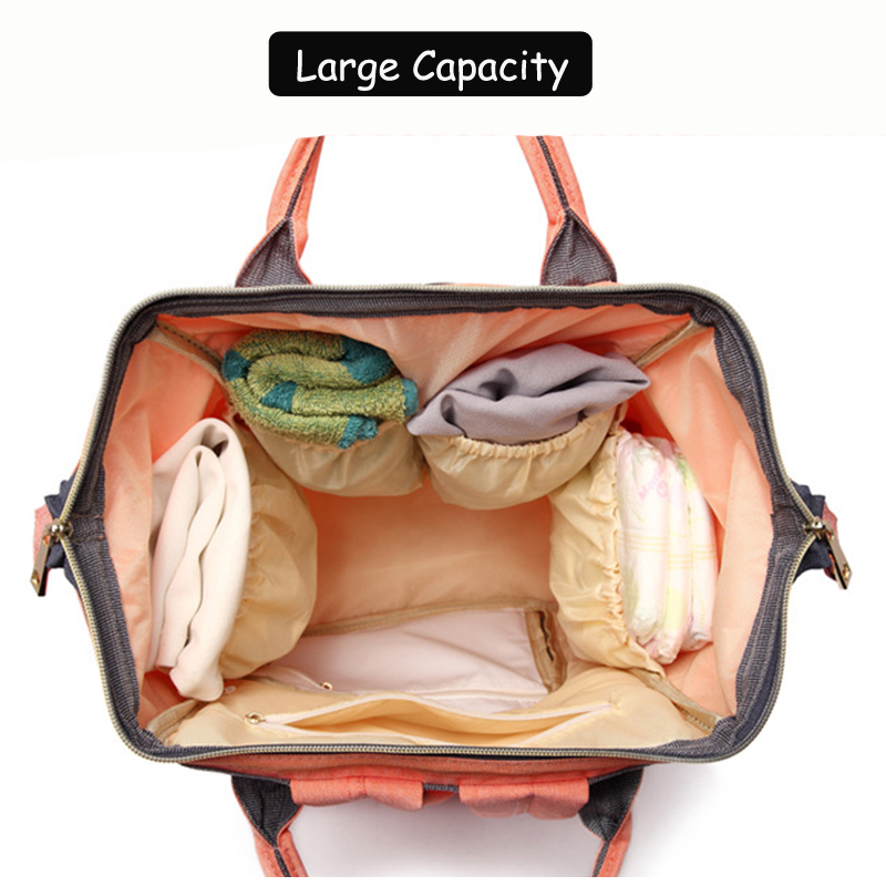 Mummy Maternity Nappy Bag Stroller bolsa Large Capacity Baby Travel Backpack Mommy Nursing Bag Baby Care Mummy Maternity Nappy Bag Stroller bolsa Large Capacity Baby Travel Backpack Mommy Nursing Bag Baby Care Changing Diaper Bag