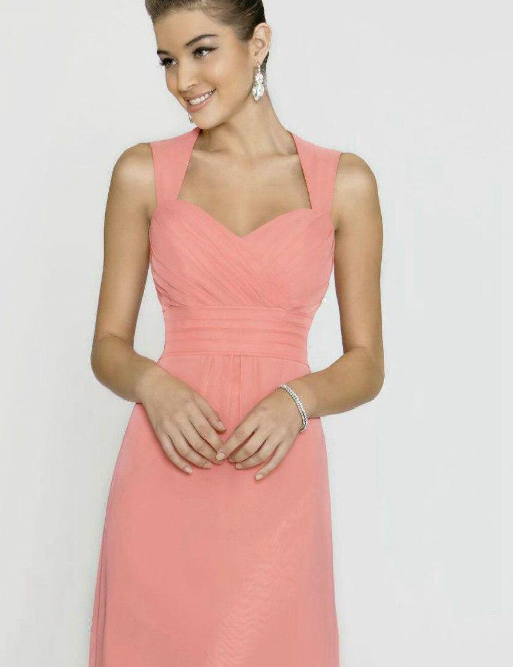 Excepcional Ebay Vestidos De Dama De Color Púrpura Cresta ...