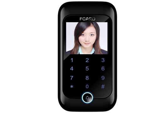 FC-3882M  direct factory  RFID Access Control Touch Keypad Door Access Control System with Backlight Keypad Standalone F9 free shipping waterproof metal rfid access control touch keypad with green backlight and wg26 34 for door access control system