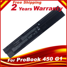 HSW  6cell 5200mAh FP06 FP09 Battery For HP ProBook 440 445 450 455 470 G0 G1 HSTNN-UB4J HSTNN-W92C HSTNN-W94C 707616-851 jigu laptop battery bl06042xl bl06xl hstnn db5d hstnn ib5d hstnn w02c for hp for elitebook folio 1040 g0 g1 l7z22pa