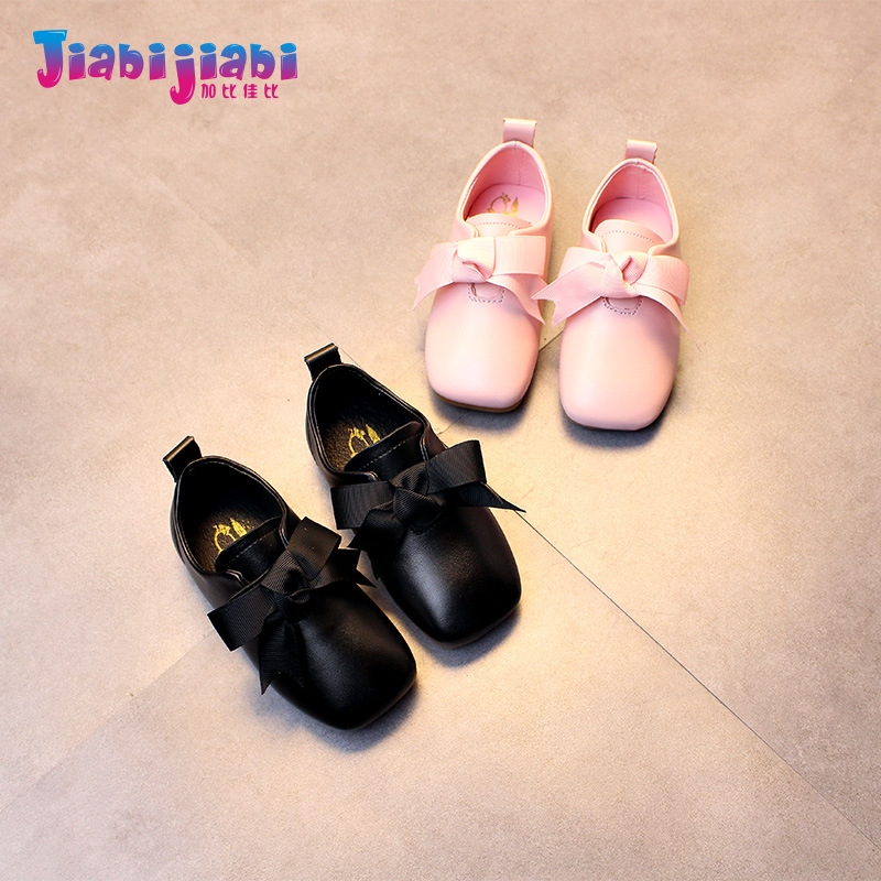 2-3T New baby girl shoes infant moccasins Bowknot leather Princess Dress Shoes Soft bottom anti slip Toddler shoes Prewalker soft sole baby first walker leather shoes infant toddler footwear anti slip cotton cute baby shoes girls winter warm 70a1048