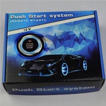 Auto voiture Starline alarme moteur bouton d'arrêt démarrage par bouton d'arrêt RFID serrure interrupteur d'allumage système d'entrée sans clé démarreur système antivol