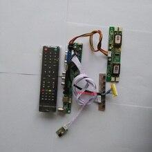 for LTM190M2-L31 1440X900 19 30pin AV TV card kit LCD Digital Signal 4 lamps Resolution Controller Board Interface USB ltm190m2 l31 lcd display screens