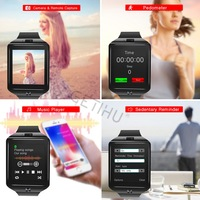 Smart Watch Bluetooth Watches SIM Sport Smartwatch ios Camera For Apple iPhone Android Phone Xiaomi 1
