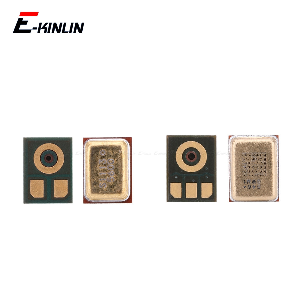 2pcs New Mic Speaker Microphone For IPhone 4 4S 5 5S SE 5C 6 6S 7 8 Plus X XR XS Max Repair Replacement Parts