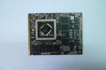 цена на Wholesales 109-C29647-00 HD6970M  216-0811000 Video Card Radeon HD 6970M 2GB for Dell Alienware M15X M17X M18X R2 R3 Laptop