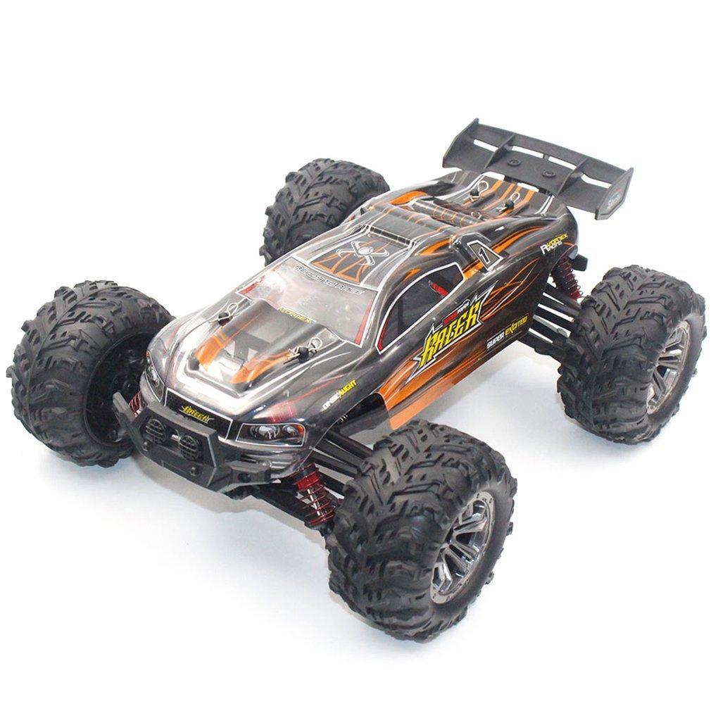 Voiture RC professionnelle 1:16 haute vitesse haute moteurs conduire Buggy voiture télécommande radiocommandée Machine hors route voitures jouets