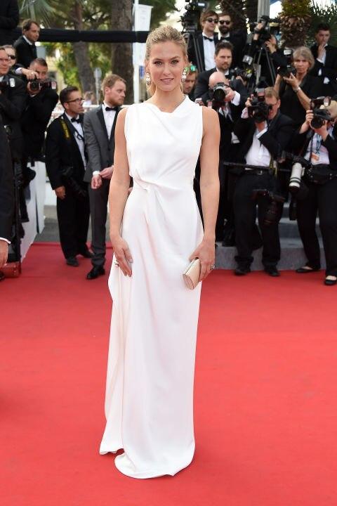 Online Shop Bar Refaeli 2015 Cannes Gala Red Carpet Famous ...