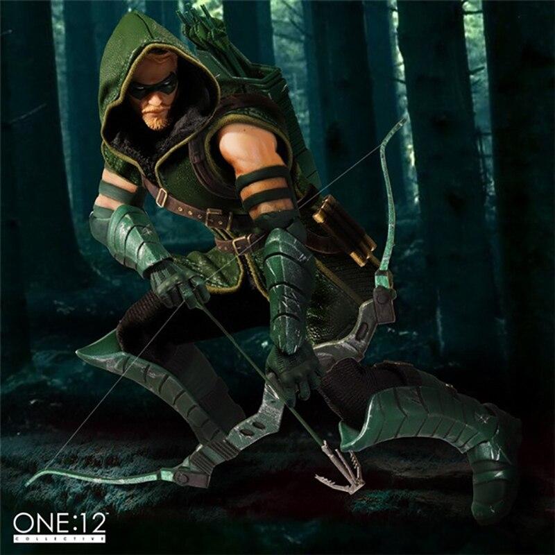 mezco dc comics green arrow um 12 02