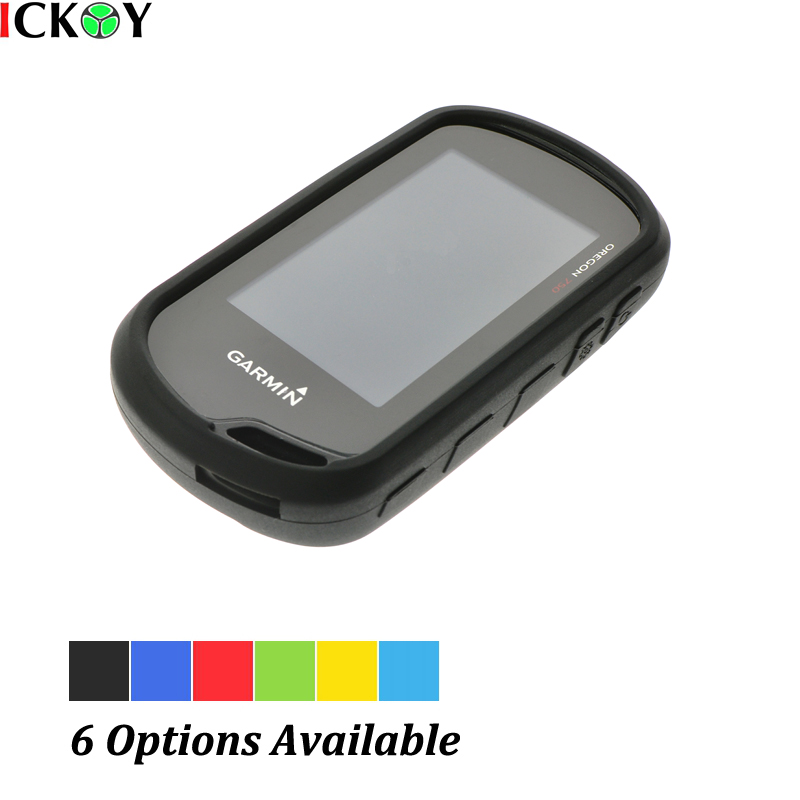 Outdoor Hiking <font><b>Handheld</b></font> <font><b>GPS</b></font> Protect Silicon Rubber Case Skin for <font><b>Garmin</b></font> Oregon 600 600T 650 650T 700 700T 750 750T Accessories image