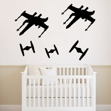 Drop Shipping aircraft Decal Removable Vinyl Mural Poster For Kids Rooms Sticker Home Decor